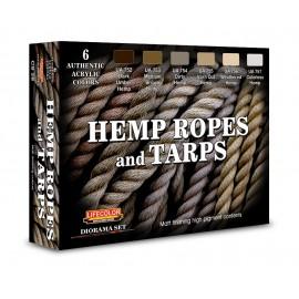 CS28 Ropes and Tarps