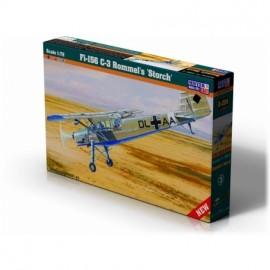 Plastic kit planes D204