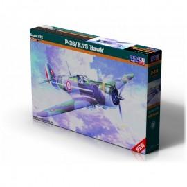 Plastic kit planes D214
