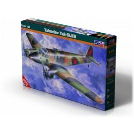 Plastic kit planes D029