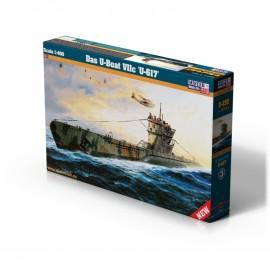 Plastic kit ships D290