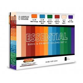 Acrylic colours Lifecolor ES02