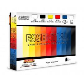 ES03 Basic Colors Set 3