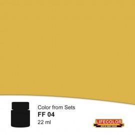 Acrylic colours Lifecolor FF04