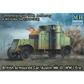 Plastic kit tank  MB72007