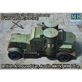 Plastic kit tank  MB72008