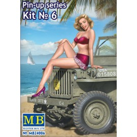 Plastic kit figures  MB24006