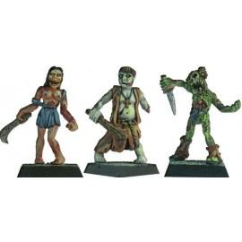 Resin fantsy figures FM22