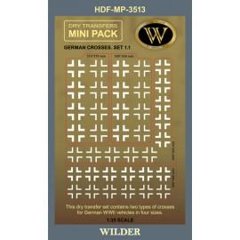Dry transfers Adam Wilder AWMP3513