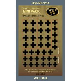 Dry transfers Adam Wilder AWMP3514