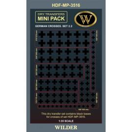 Dry transfers Adam Wilder AWMP3516