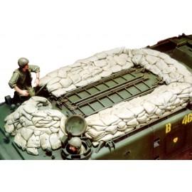 Resin Kit figures HF516
