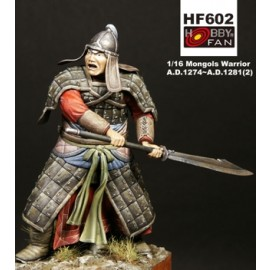 Resin Kit figures HF602