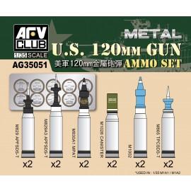 Alluminium ammo Afv Club AG35051