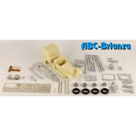 model kit cars Brianza 1-43 scale BRK43333