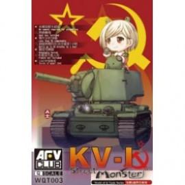 Plastic kit tanks AFWQT003