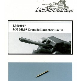 Accessories Lion Mark 1-35 scale LM10017