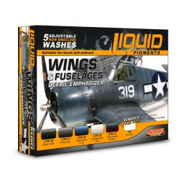 Complements Lifecolor for Wings and fuselages LP06