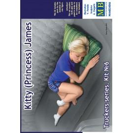 Plastic kit figures MB24046