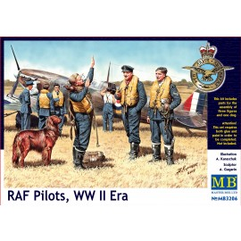 Plastic kit figures  MB3206