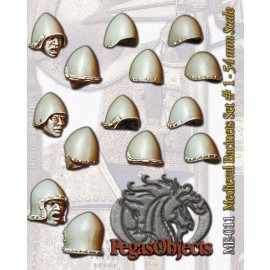 Metal accessories Pegaso Models PMME11
