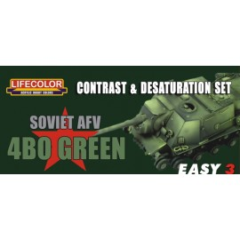Acrylic colours Lifecolor Soviet 4BO MS04
