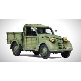 Resin kit tanks Model Victoria MV40110