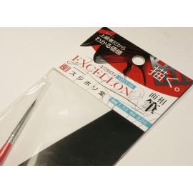 Synthetic brushes short hair SB10-07