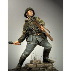 Resin figures Platoon PT004