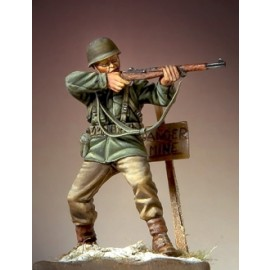 Resin figures Platoon PT005