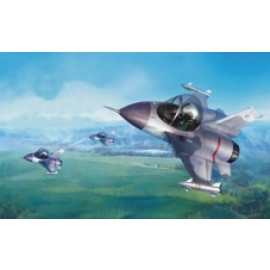 Plastic kits planes AFQ001