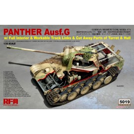 Plastic kits tanks RY5019