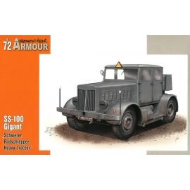 Plastic kit tanks SA72001