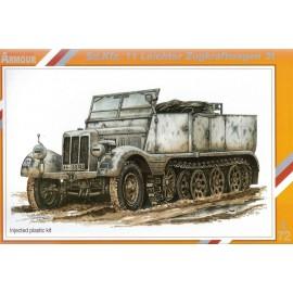 Plastic kit tanks SA72002