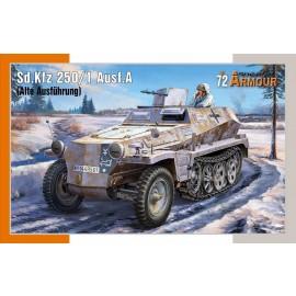 Plastic kit tanks SA72019