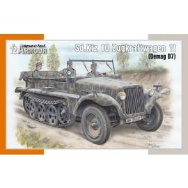 Plastic kit tanks SA72021
