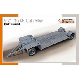 Plastic kit tanks SA72022