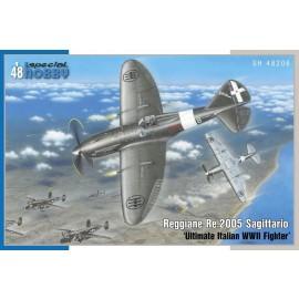 Plastic kit planes SH48206