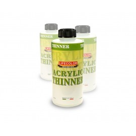 Acrylic colours Lifecolor THINNER 250ml