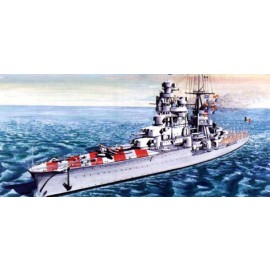 Plastic kit ships Tauro Model TU202