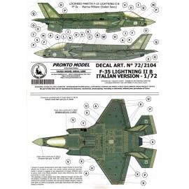 Decals Tauro Model TU722104