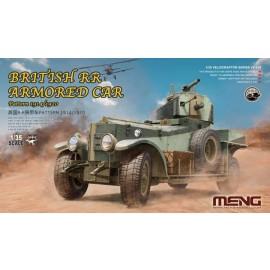 Plastic kits tanks MEVS010