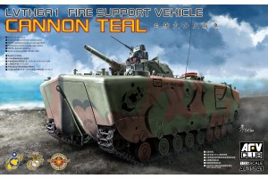 Plastic kits tanks AF35141