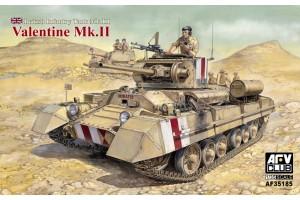 Plastic kits tanks AF35185