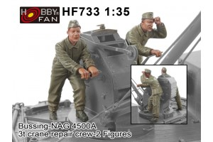 Resin Kit figures HF733