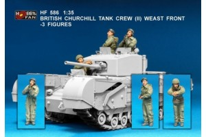 Resin Kit figures HF586