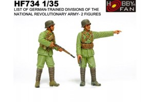 Resin Kit figures HF734