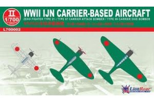 Plastic kit planes L70002
