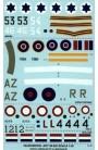 Decals Tauro Model TU48551