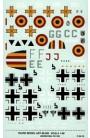 Decals Tauro Model TU48556